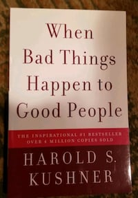 When bad things happen to good people book Glenn Dale, 20769