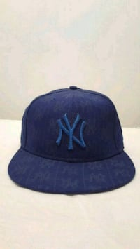 New Era Yankee Cap Blå