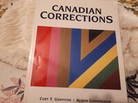 Text book-CANADIAN CORRECTIONS Chilliwack, V2R 0E7