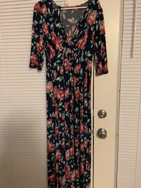 PinkBlush floral dress Hinesville, 31315