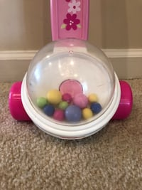 Toddler Ball Push Ball Popper York, 17403