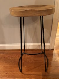 "Brand new metal wood barstool 29-30"" Leesburg, 20176"