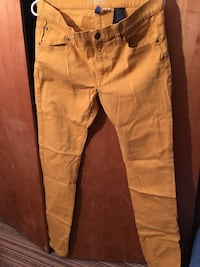 Two brown and beige cargo pants San Francisco, 94114