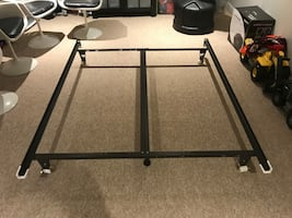 Bed frame (adjustable Queen, full, twin)