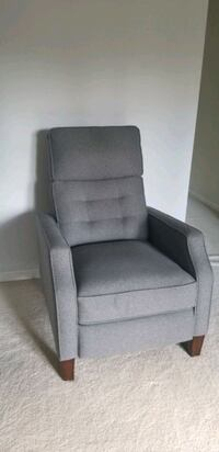 Gray Recliner- Like new Fairfax, 22033