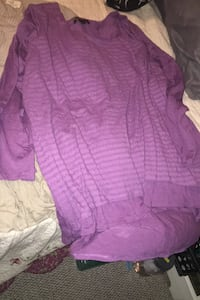 Large lot women size 3x fall clothes 2 pairs of pants and 3 blouses South Bend, 46615