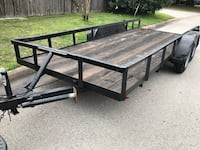 16 foot utility trailer College Station, 77840