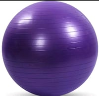 New, Large excersise ball Easton