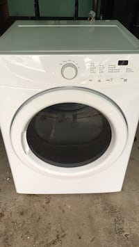 White front-load clothes washer Lake Charles, 70615
