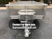 * $800 In Very Good Utility Trailer  Cheap Price.*