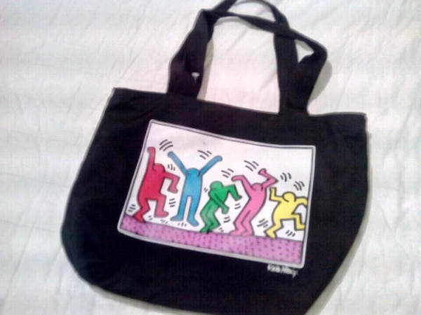 6c1798f65f70 Used $50 Keith Haring Bag for sale in Ottawa - letgo