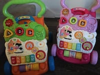 baby's assorted-color learning walker Anaheim, 92801