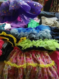 toddler's tutu skirt lot Augusta, 30906