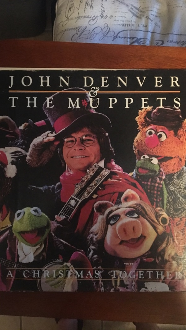 Used John Denver - The Muppets (Vinyl Record) for sale in Bay City ...