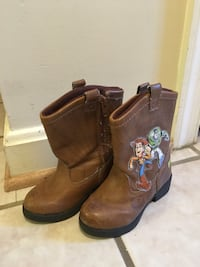 Toy Story Cowboy Boots - size 5 Vienna, 22182