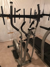 Brand new eliptical Purcellville, 20132