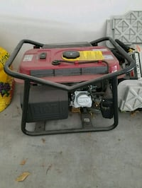 red and black portable generator Las Vegas, 89122