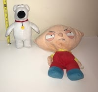 Family Guy Plush Toy - All this $5 Port Saint Lucie, 34953