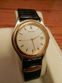 New 33mm Bulova ultra slim watch