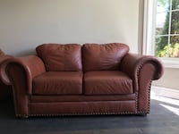 Loveseat Pair of Couches