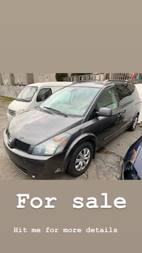 2006 Nissan Quest 3.5 S Special Ediiton