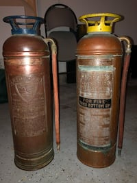 Antique Fire Extinguishers  16 mi