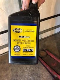 I got 12 NEW 0w-20 Synthetic motor oil 12 quarts Lockport, 60441