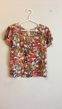 Butterfly Blouse Toronto, M6G 2L4