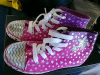 Bong stars and sparkles sneakers Las Vegas, 89108