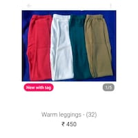 Warm leggings free size Dehradun, 248001