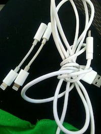 Iphone charger and 2 adapters Empire, 95319
