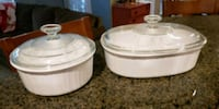 Covered Corningware French Casserole Dishes   College Station, 77845