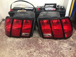 04 Ford Mustang tail lights