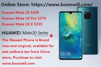 New Wholesale Huawei Mate 20 null