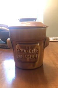 French table jar