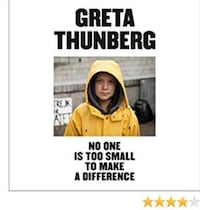 No One Is Too Small to Make a Difference, Paperback by Thunberg, Greta Chicago