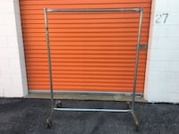 Large Heavy Duty Metal Clothing Rack  Woodbridge, 22192
