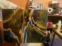 homemade pour painting price is negotiable depending on size Jonesborough, 37659