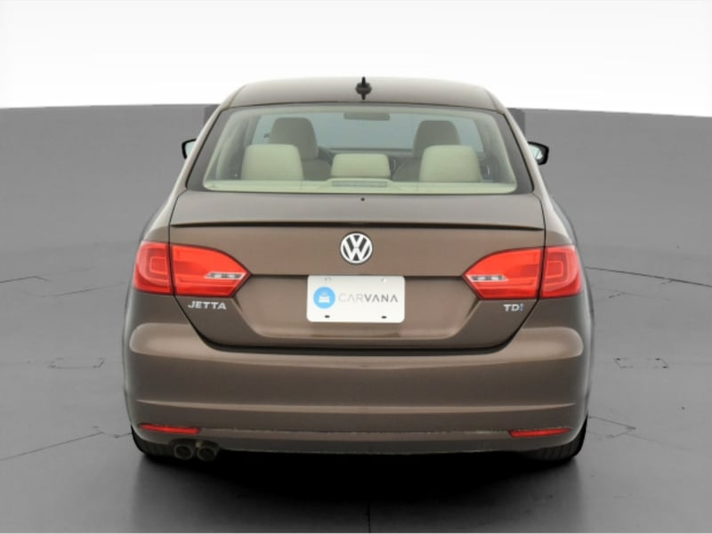 2013 VW Volkswagen Jetta sedan 2.0L TDI Sedan 4D Brown  52e13456-9967-49ed-8906-842fc4f1f33e