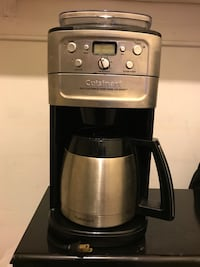 Cuisinart grind and brew coffee maker Chicago, 60613