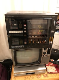 Retro tv & stereo