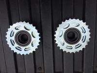 21 speed clusters 2 4  $25.00 Upland, 91786