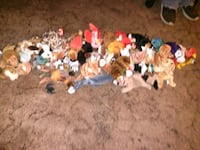 assorted-color plastic toy lot Brownstown Charter Township, 48134