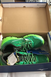 Mizuno Wave Daichi 3 Men´S Shoes Trail Running Green Coquitlam, V3E 3M6