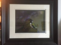 Frame watercolor painting by Donna Scheven