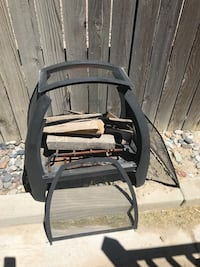 Outdoor Fire Pit-Sturdy Grand Junction, 81504