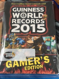 Guinness world records 2015 Gamers edition Riverdale, 20737