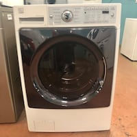 Kenmore Front load washer 90 days warranty  Owings Mills, 21117
