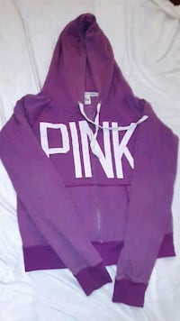 PINK size medium zip up Kelso, 98626