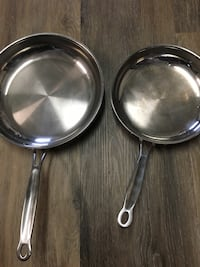 "Cuisinart frying/sauté pans stainless steel 8"" and 10"" Smyrna, 37167"